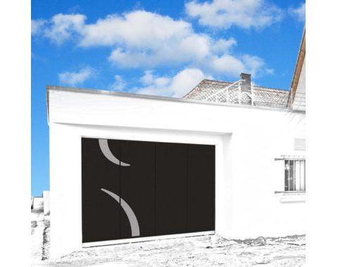 Photo Porte de garage latérale Sposa